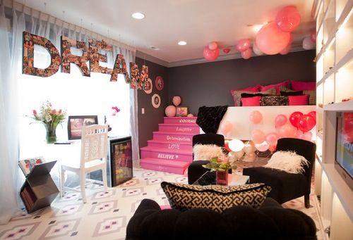 Dream girl room