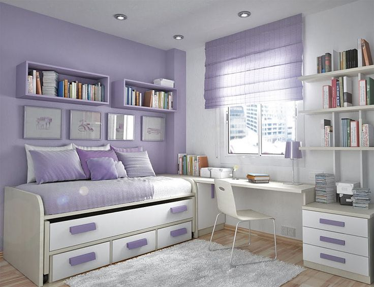 30 Dream Interior Design Teenage Girls Bedroom Ideas | My Tween
