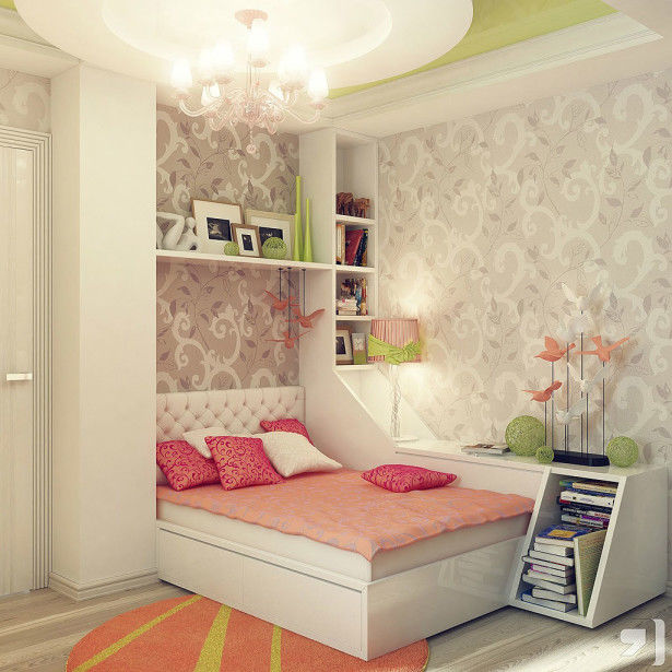 Review Teenage Girl Bedroom Ideas For Small Rooms