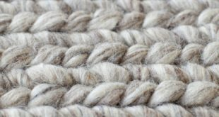 Thick Wool Modern Scandinavian Rug - Scandinavian - Area Rugs - by Plush  Pod Decor
