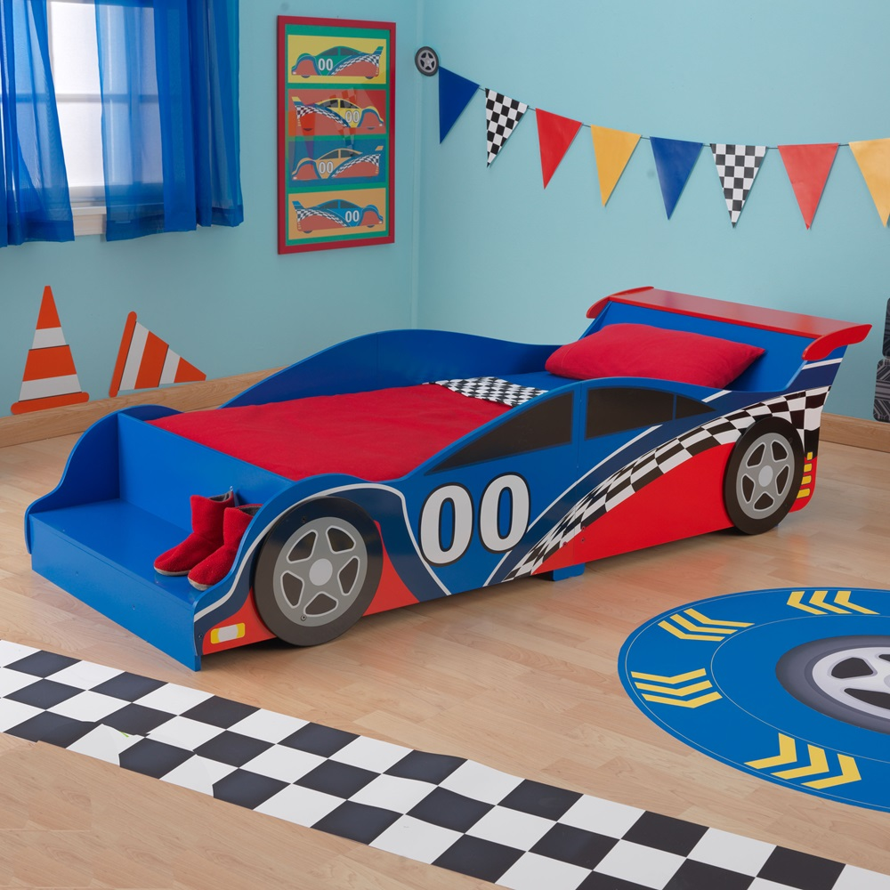 Car Toddler Bed Boys