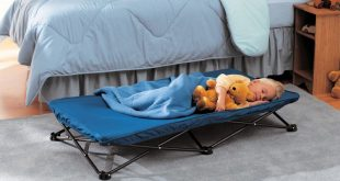 Portable Toddler Bed Cot