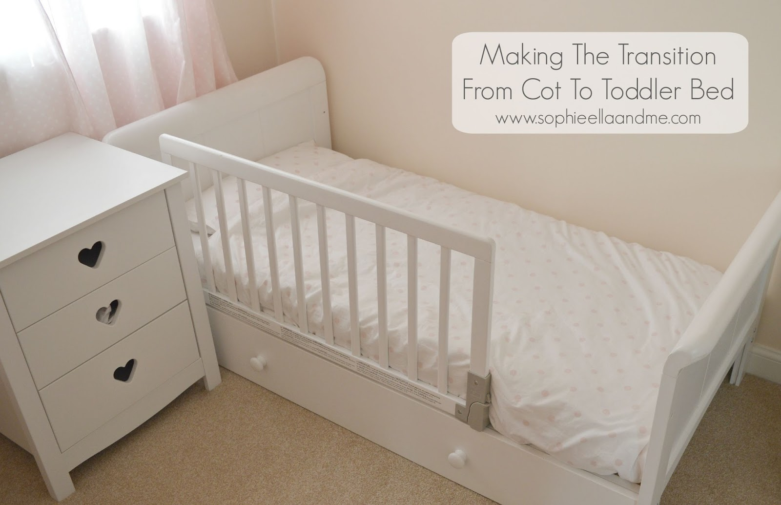 Making The Transition From Cot To Toddler Bed