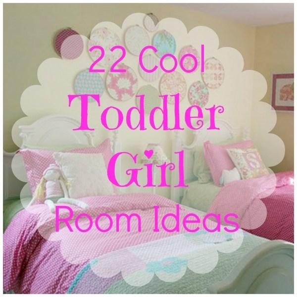 Toddler Girl Room Décor Ideas