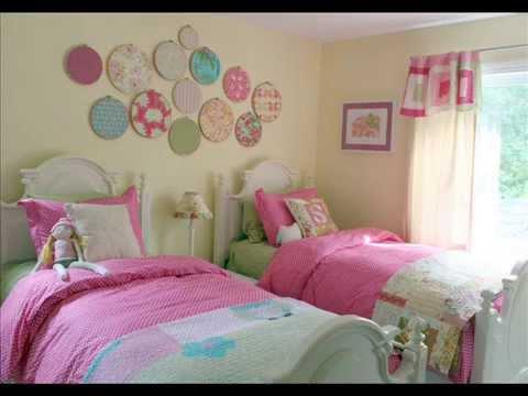 Girls Bedroom Decorating Ideas | Toddler Girl Room Decorating Ideas Diy