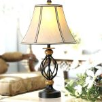 Use touch table lamps for bedroom as   alternative lighting source