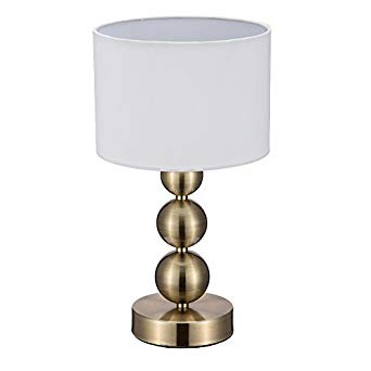 JINZO Touch Lamp Bedside Lamps for Bedroom Modern Table Lamp