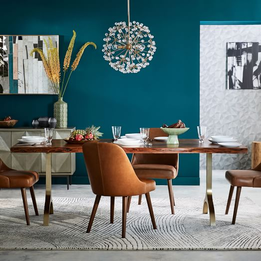 Cast Trestle Dining Table | west elm