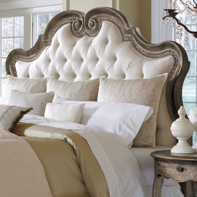 Types of modern tufted upholstered   headboard king