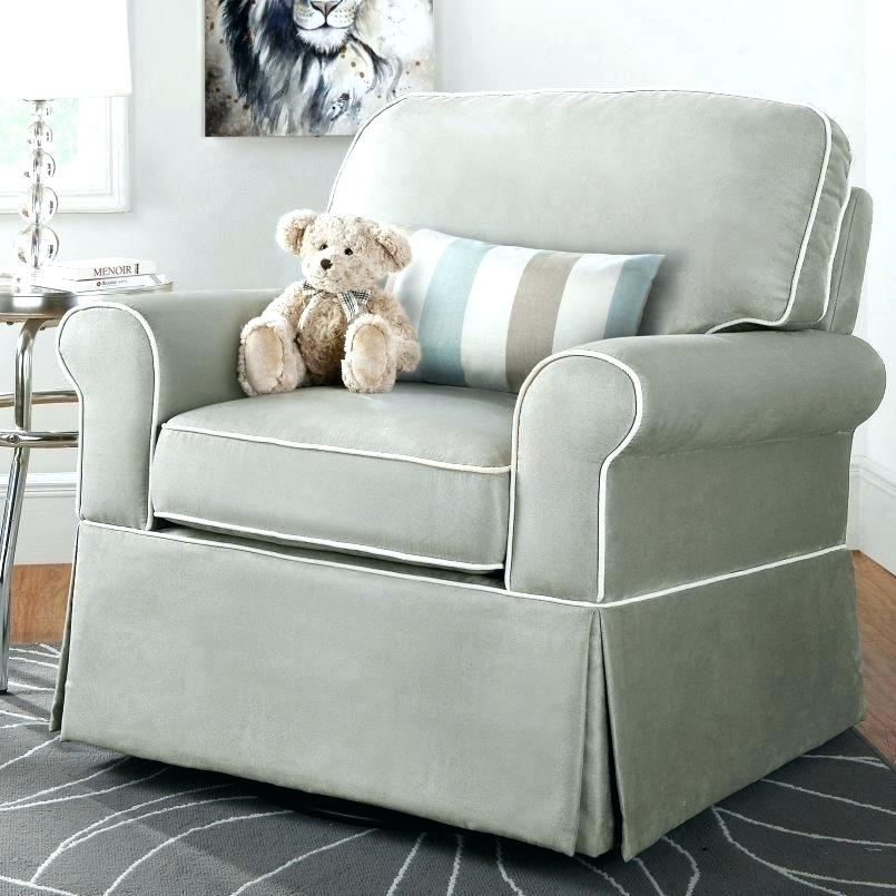 Upholstered Rocking Chair White Nursery Glider And Ottoman Grey Baby Cheap  Gliders Rockers Leather Nursing Rocker Glide
