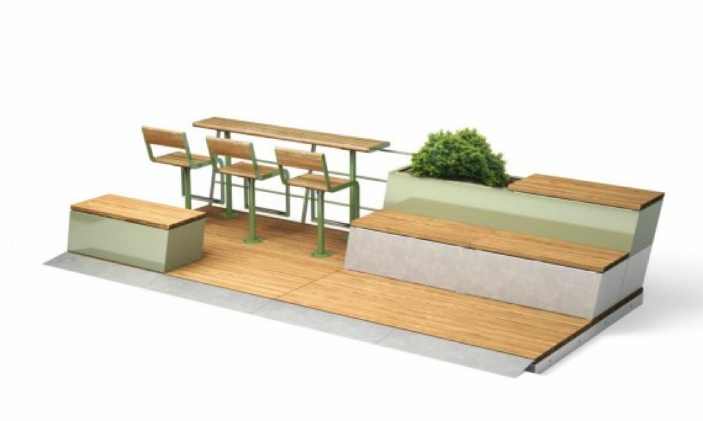 street furniture & urban spaces - Vestre