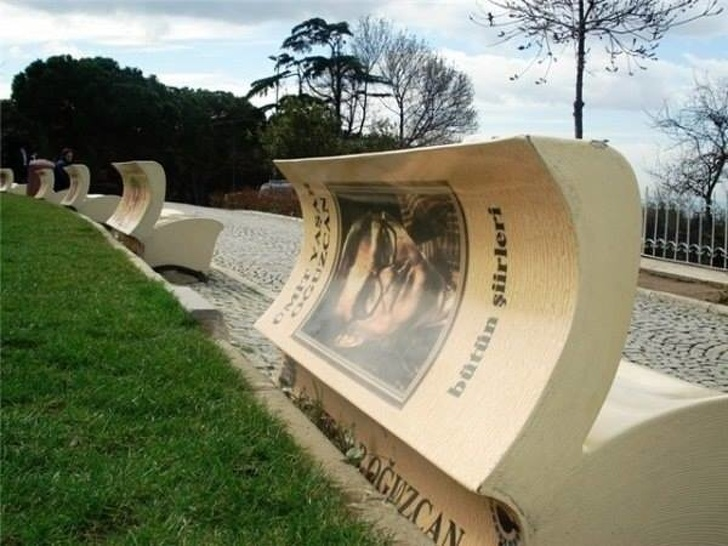 Urban Furniture That Has To Be Installed In Every City (19 pics)