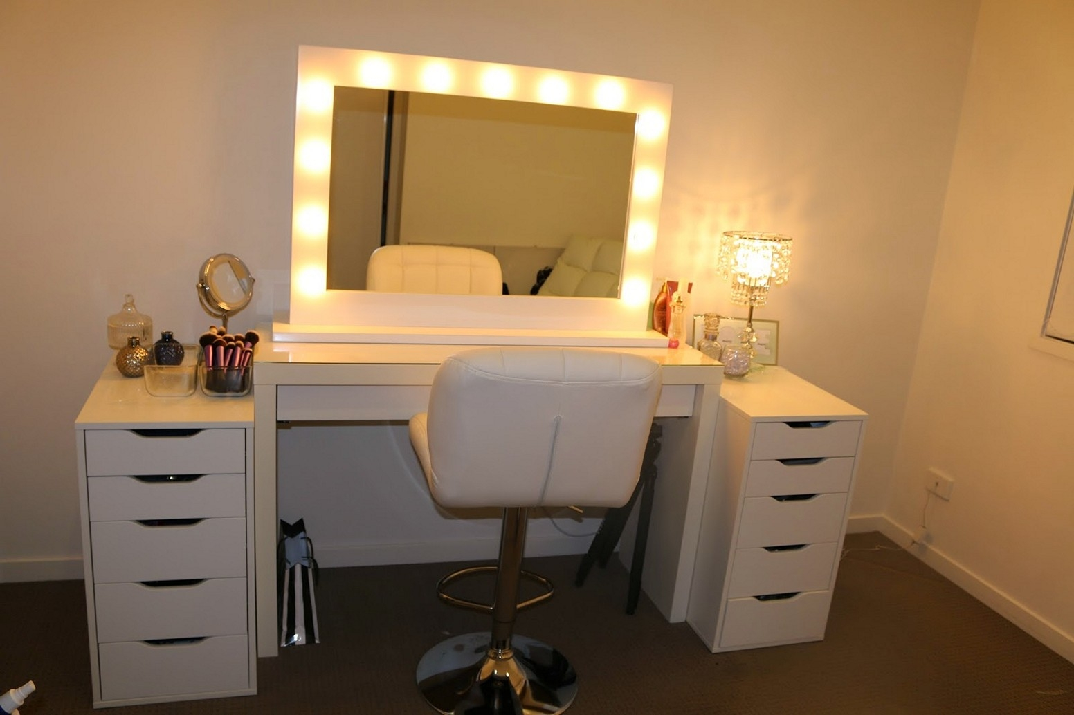 Ideas Vanity Desk With Mirror