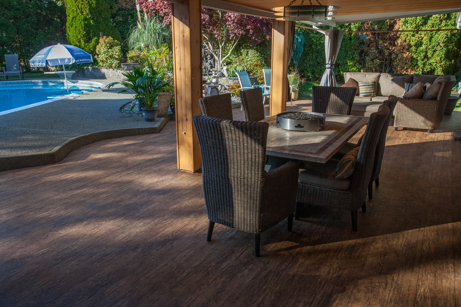 There are many options when it comes to setting up a patio and selecting a  deck flooring option – so what should you choose? Tuff Industries explore  why