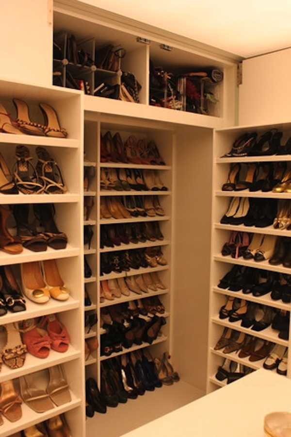 Closet Shoe Rack Shoe Rack For Walk In Closet Linds Interior