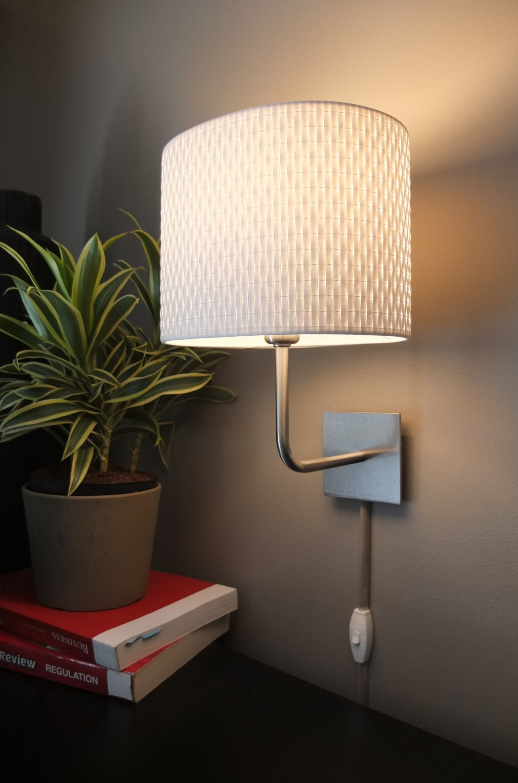 Popular Wall Mounted Bedroom Lamps Top Gallery Ideas