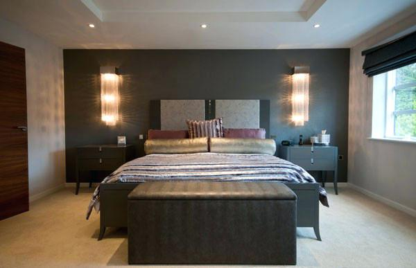 Why should you use modern wall mounted   lights for bedroom ?