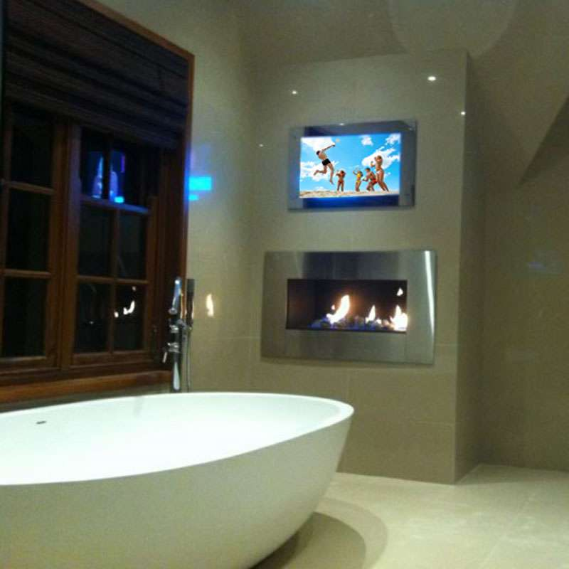 installing your bathroom tv. A_26inch-above-fireplace-side-sq