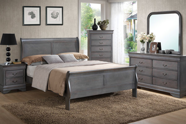 Sulton 5-Piece Queen Bedroom Set