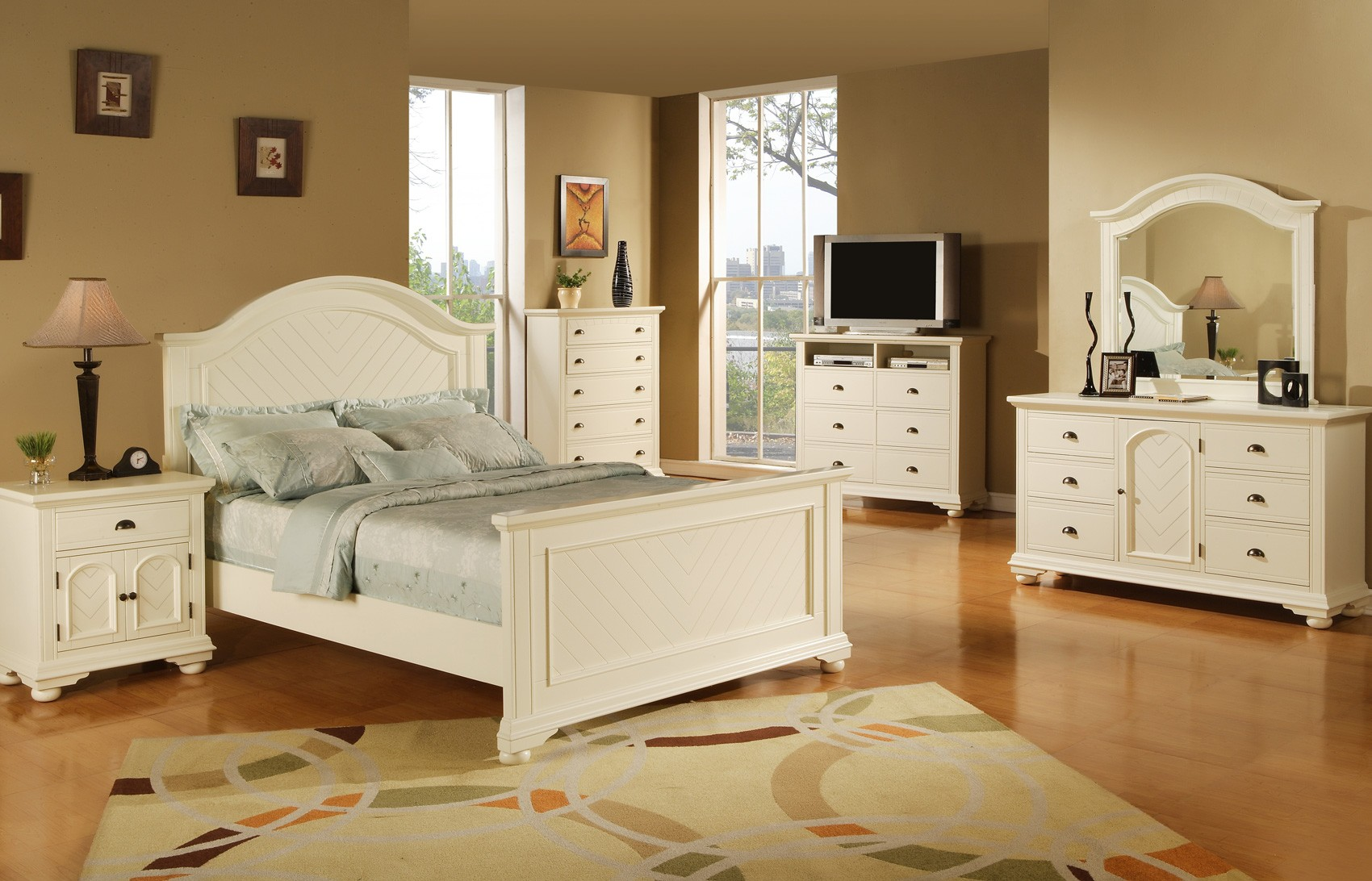 White King Bedroom Set Inexpensive White Bedroom Furniture Furniture Sets  White