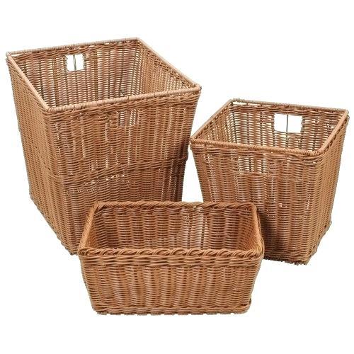 Wicker Storage Baskets Wicker Baskets For Storage Rattan Storage Baskets  Woven Storage Baskets For Shelves Round Wicker Storage Baskets With Lids  Large