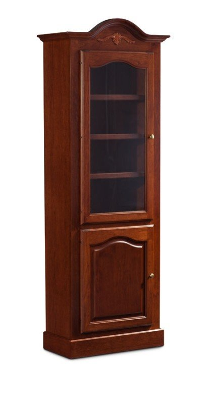 Tall Bookcase With Glass Doors - Ideas on Foter