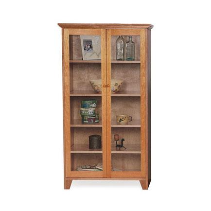 Bookcases & Bookshelves - Vermont Woods Studios