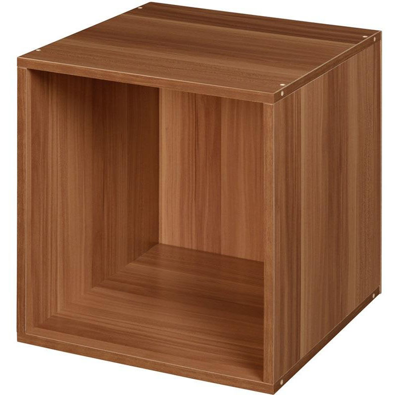 Our Niche Cubo Stackable Wooden Storage Cube - Cherry is on sale now.