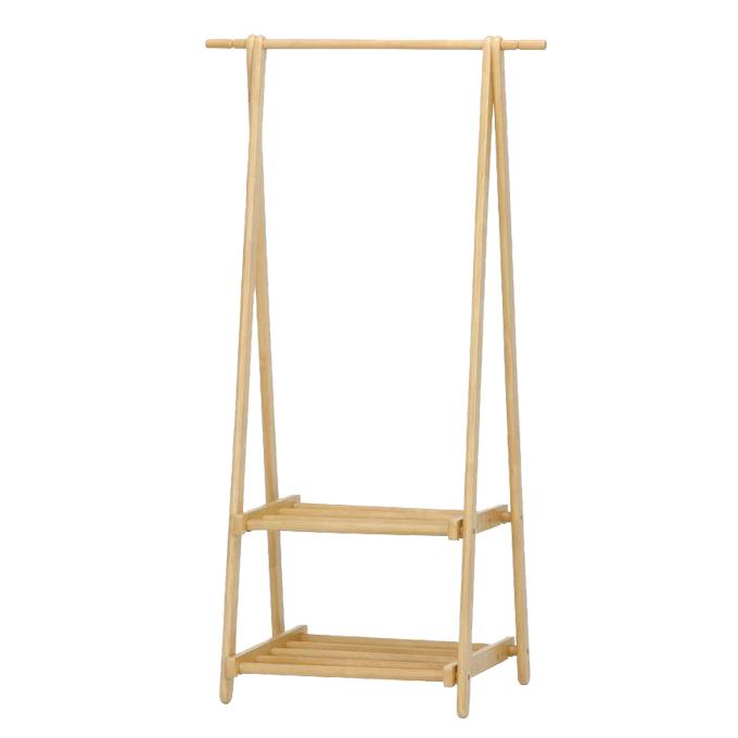 Clothes-hanger, coat hanger rack coat rack coat hanger stand clothes door  storage wooden