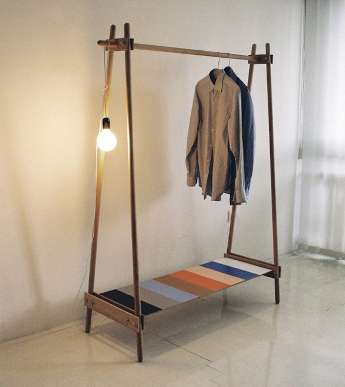 10 Easy Pieces: Freestanding Wooden Clothing Racks