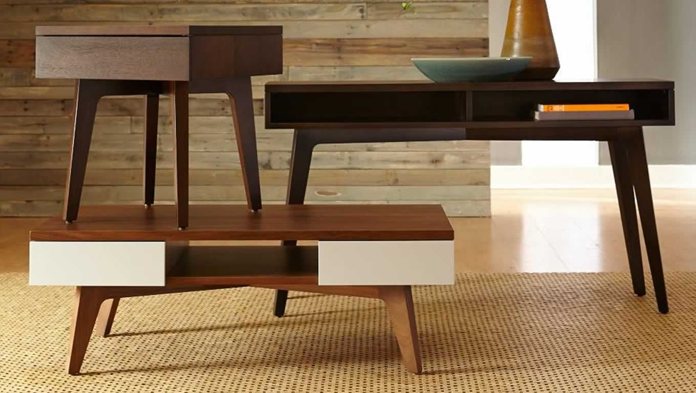 Brown Solid Wood Furniture