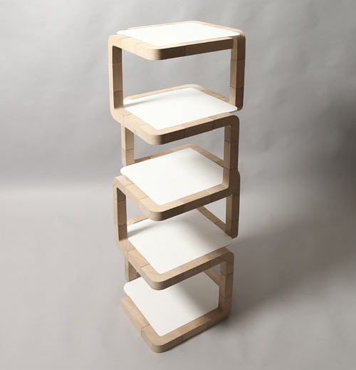 Storage furniture for corners, contemporary furniture design and space  saving ideas for small rooms