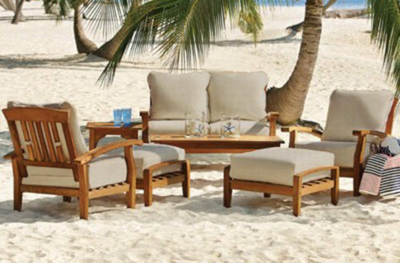 Patio, Fabulous Teak Wood Patio Furniture Set White Wooden Outdoor Table  Wood Patio Furniture Plans