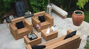 patio furniture out of wood pallets | Other Wood Outdoor Patio Furniture At  Garden2patio - Serbagunamarine .