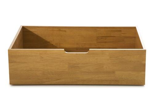 Storage Drawers: Oak Under Bed Storage Drawers