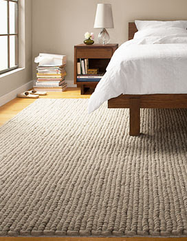 Flooring Myth] People with Allergies Should Avoid Wool - Mercer