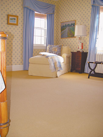 Wool Sisal Carpeting, Wool sisal bedroom