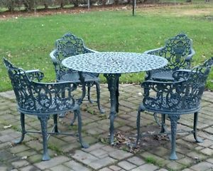 wrought iron patio furniture vintage f85x in creative home designing ideas  OGQEDJR